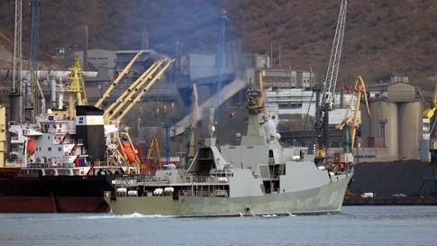 Chiến hạm Gepard thứ 4 của Việt Nam sẵn sàng về nước - ảnh 5