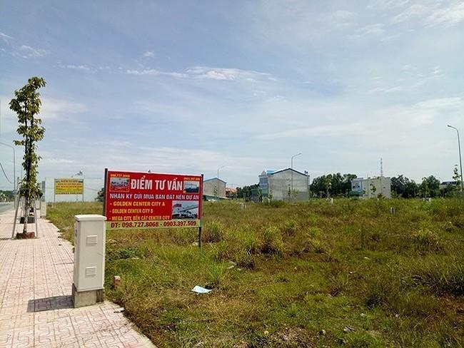 Cận cảnh khu đất công bị doanh nghiệp 'xẻ thịt' phân lô bán nền ở Bình Dương - ảnh 9