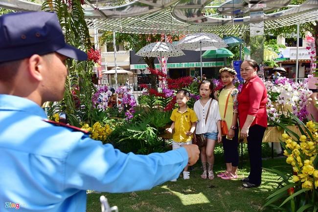 Chua het Tet, hang tram chau hoa bi dap nat o duong hoa Nguyen Hue hinh anh 15 duong_hoa_mong_3_tet_15_zing.JPG