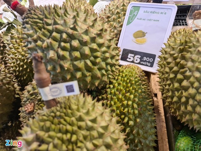 sau rieng chi con 30.000 dong/kg anh 2
