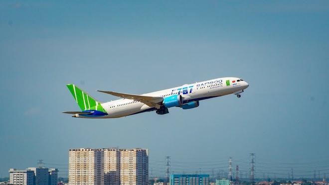 """""""Bamboo có thể xem xét mua máy bay Vietnam Airlines"""""""