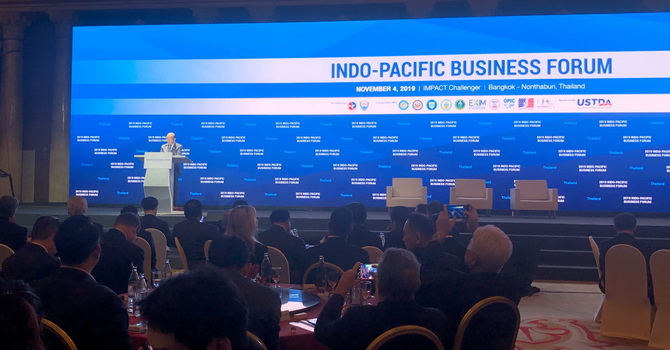US Secretary of Trade Confirms US Strong Commitment to Prosperity in the Indo – Pacific Region