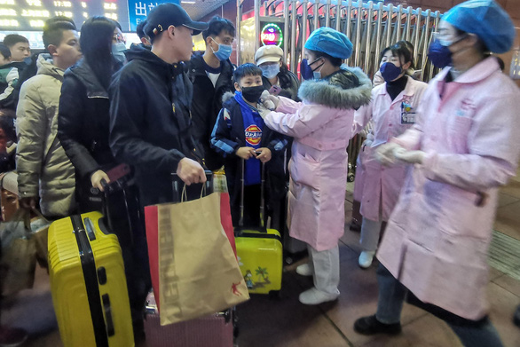 Nhiều người Trung Quốc tìm mọi cách để tránh đến Vũ Hán