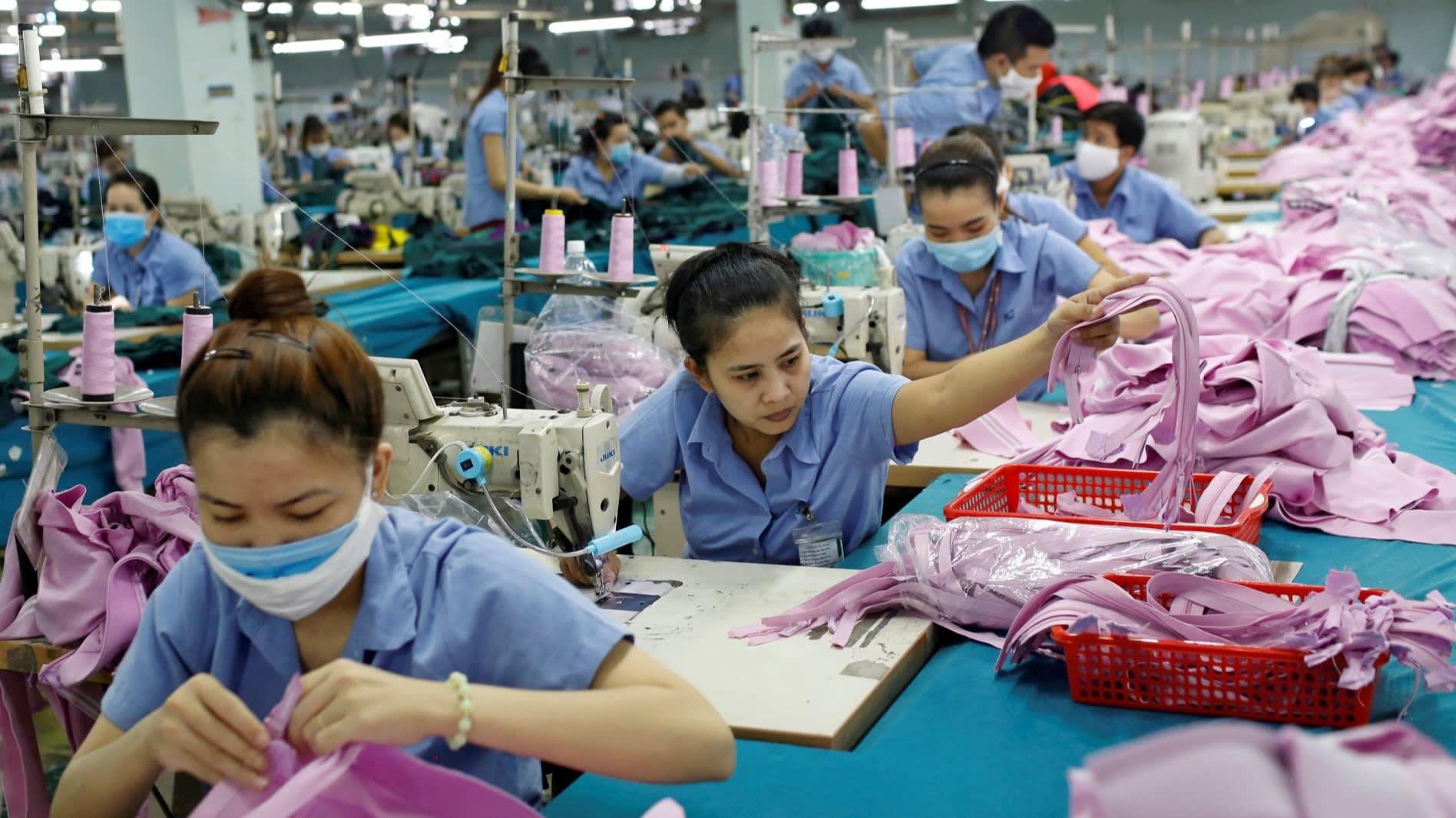 WB khuyến cáo Việt Nam cần tập trung trước tiên vào tăng năng suất lao động