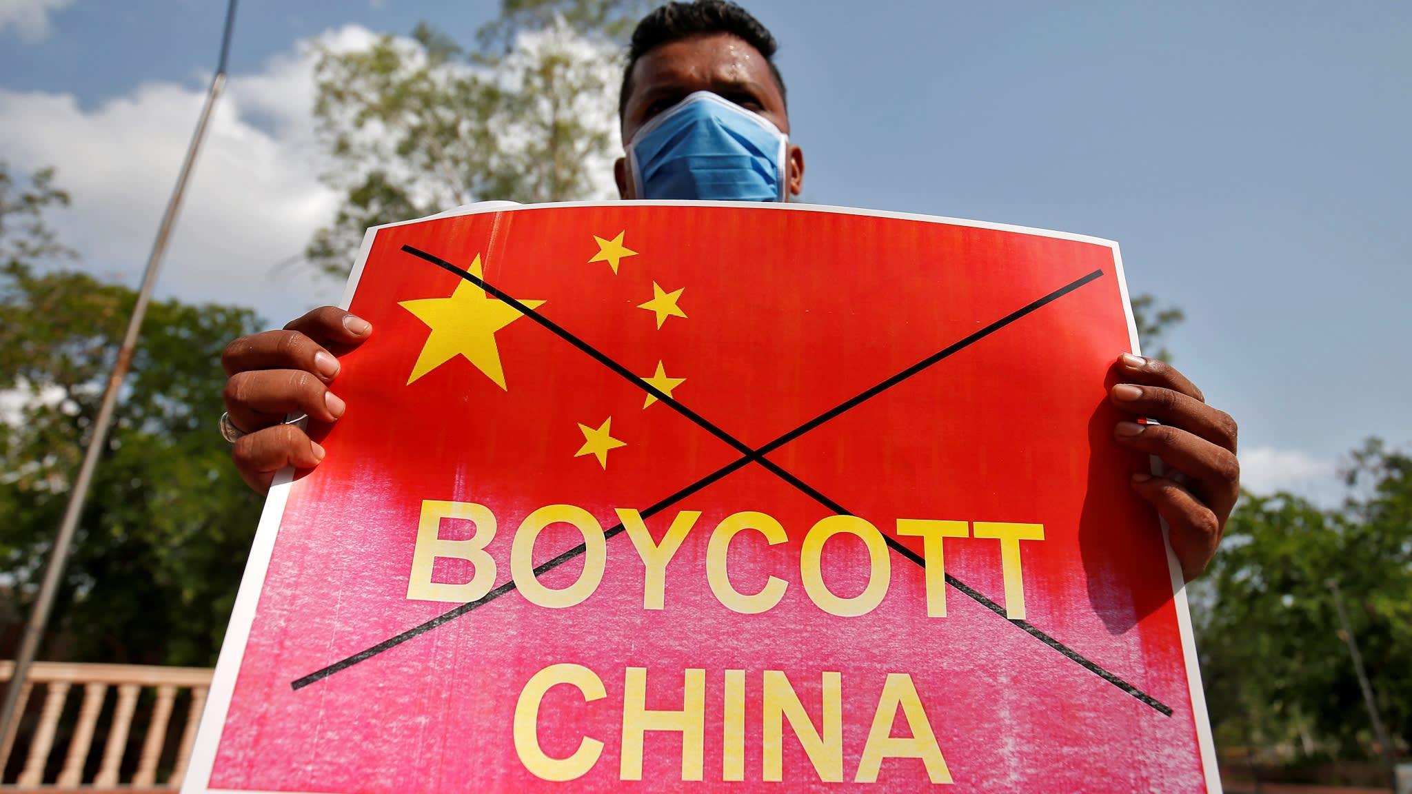 Ấn Độ cấm sử dụng thiết bị viễn thông của Huawei và tất cả công ty Trung Quốc để trả đũa