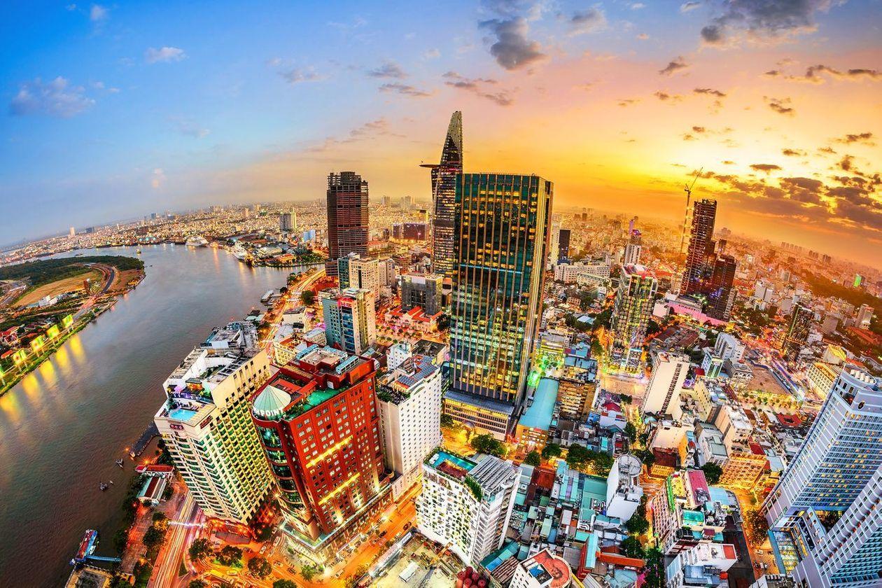 HSBC: Căng thẳng thương mại đang giúp Việt Nam tăng tỷ trọng trong xuất khẩu toàn cầu
