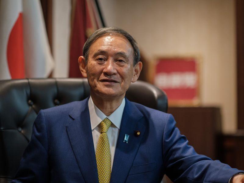 Ông Yoshihide Suga được bầu làm Thủ tướng Nhật