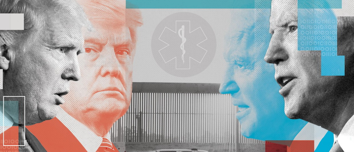 Bầu cử Mỹ 2020: Điểm lại khác biệt chính sách quan trọng nhất của Donald Trump và Joe Biden