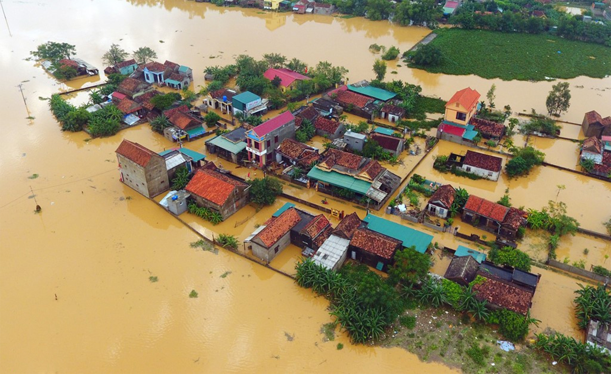 The United States Announces Assistance to Vietnam to Respond to Tropical Storm Linfa