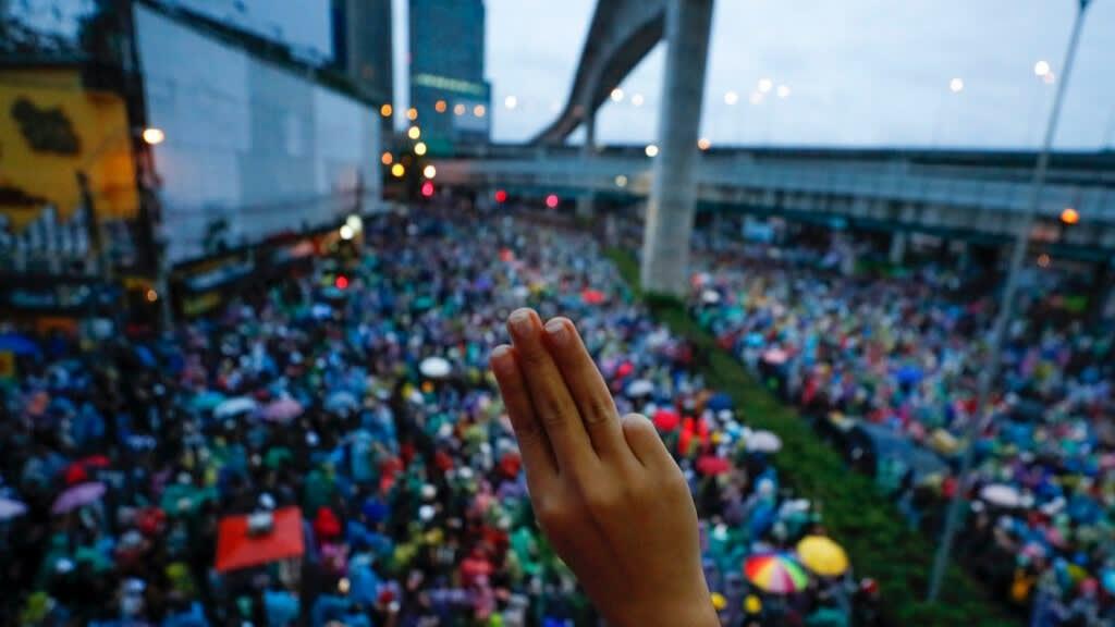 """Kinh tế Thái Lan """"ngấm đòn"""" từ các cuộc biểu tình kéo dài liên miên"""