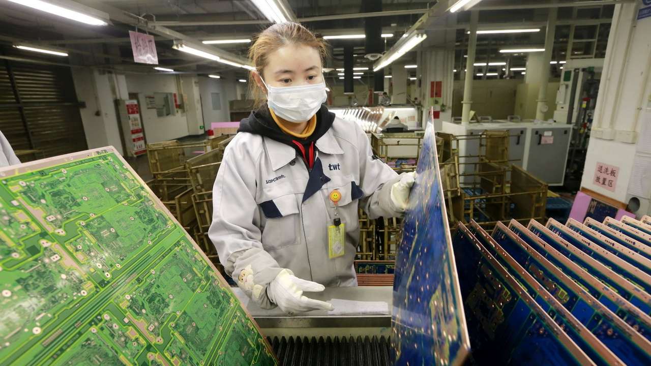 Trung Quốc hiện quá phụ thuộc vào công nghệ nước ngoài như thế nào?