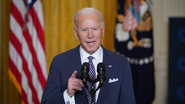 Tổng thống Mỹ Joe Biden khẳng định cam kết hợp tác chặt chẽ với NATO