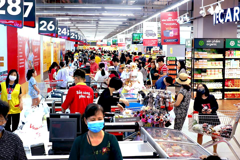 Tập đoàn SK của Hàn Quốc mua 16,3% cổ phần tại VinCommerce