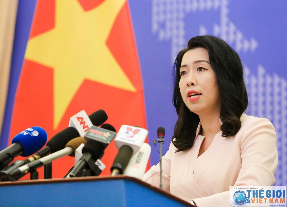 Bộ Ngoại giao trả lời về việc Mỹ đưa Việt Nam ra khỏi danh sách các nước thao túng tiền tệ
