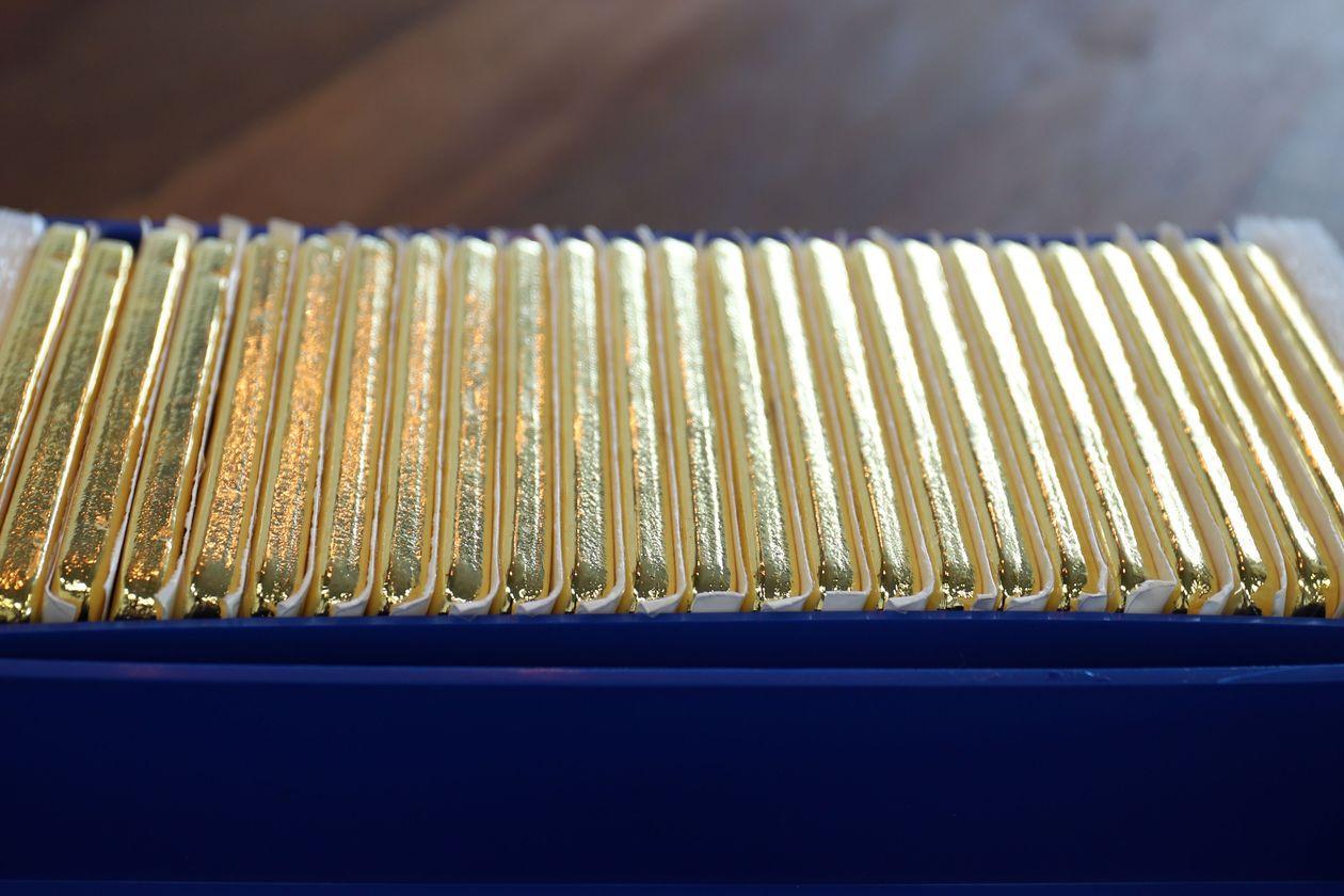 Tăng không ngừng, giá vàng vọt lên mức cao nhất 3 tháng
