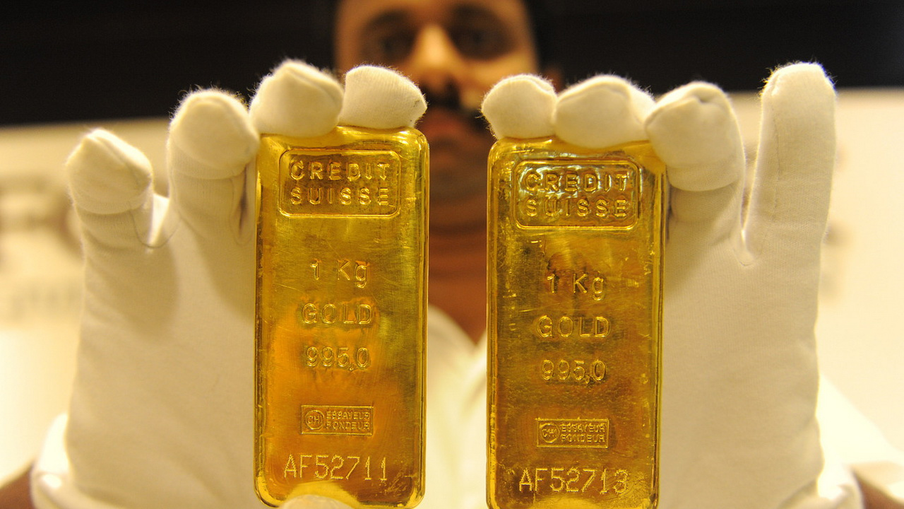 Không ngừng tăng, giá vàng lên cao nhất trong hơn 3 tháng