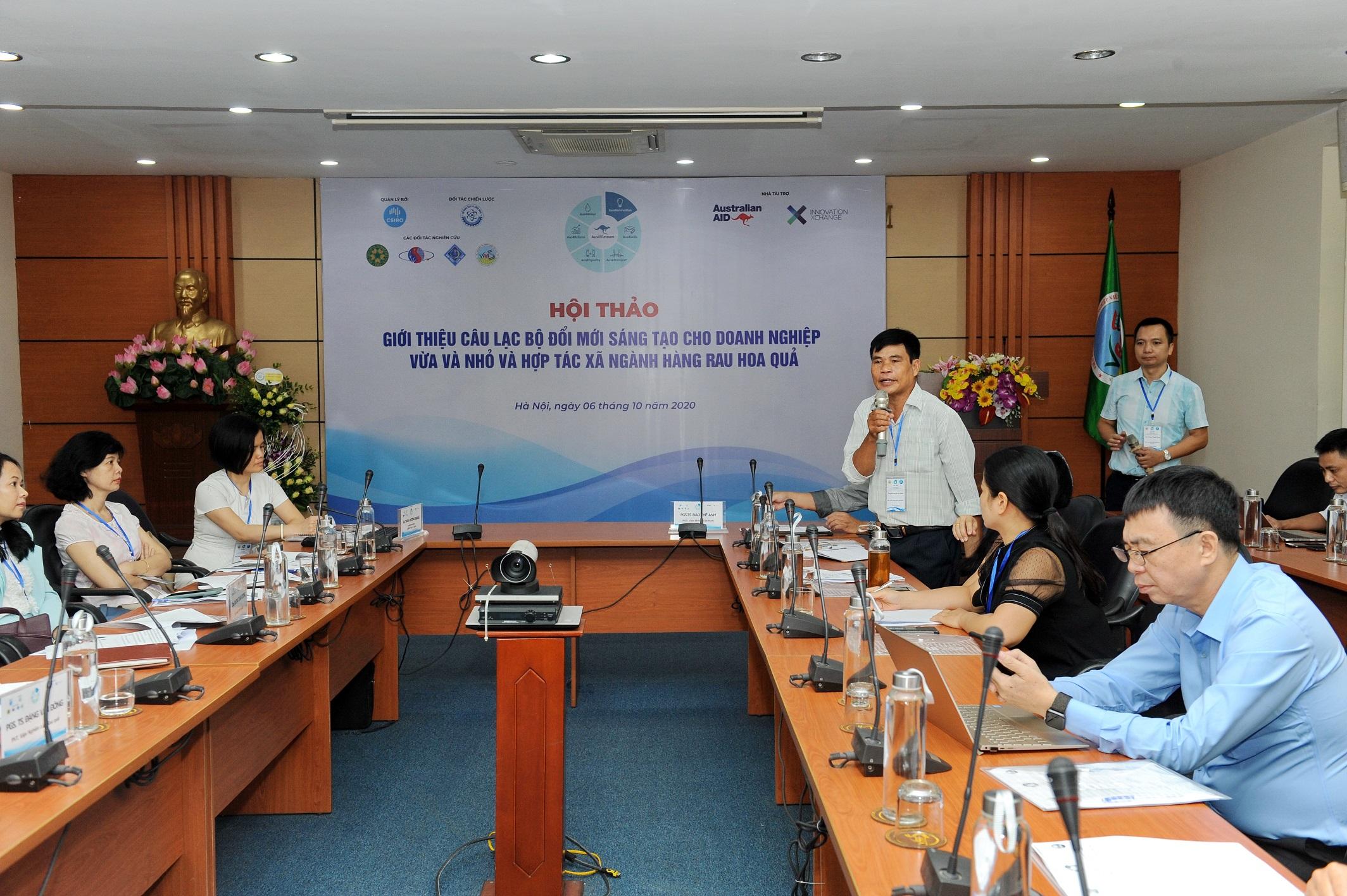 Australia Enhances Investment in Innovation to Vietnam