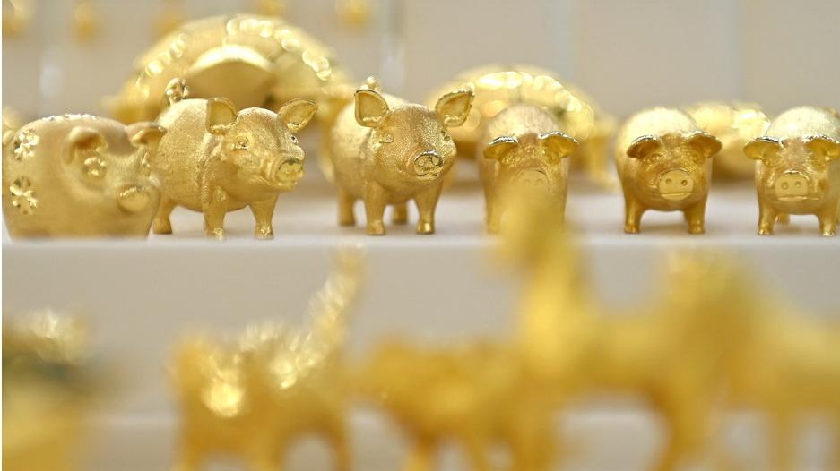 Tuyên bố từ Fed đẩy giá vàng tăng vọt lên cao nhất nhiều tháng