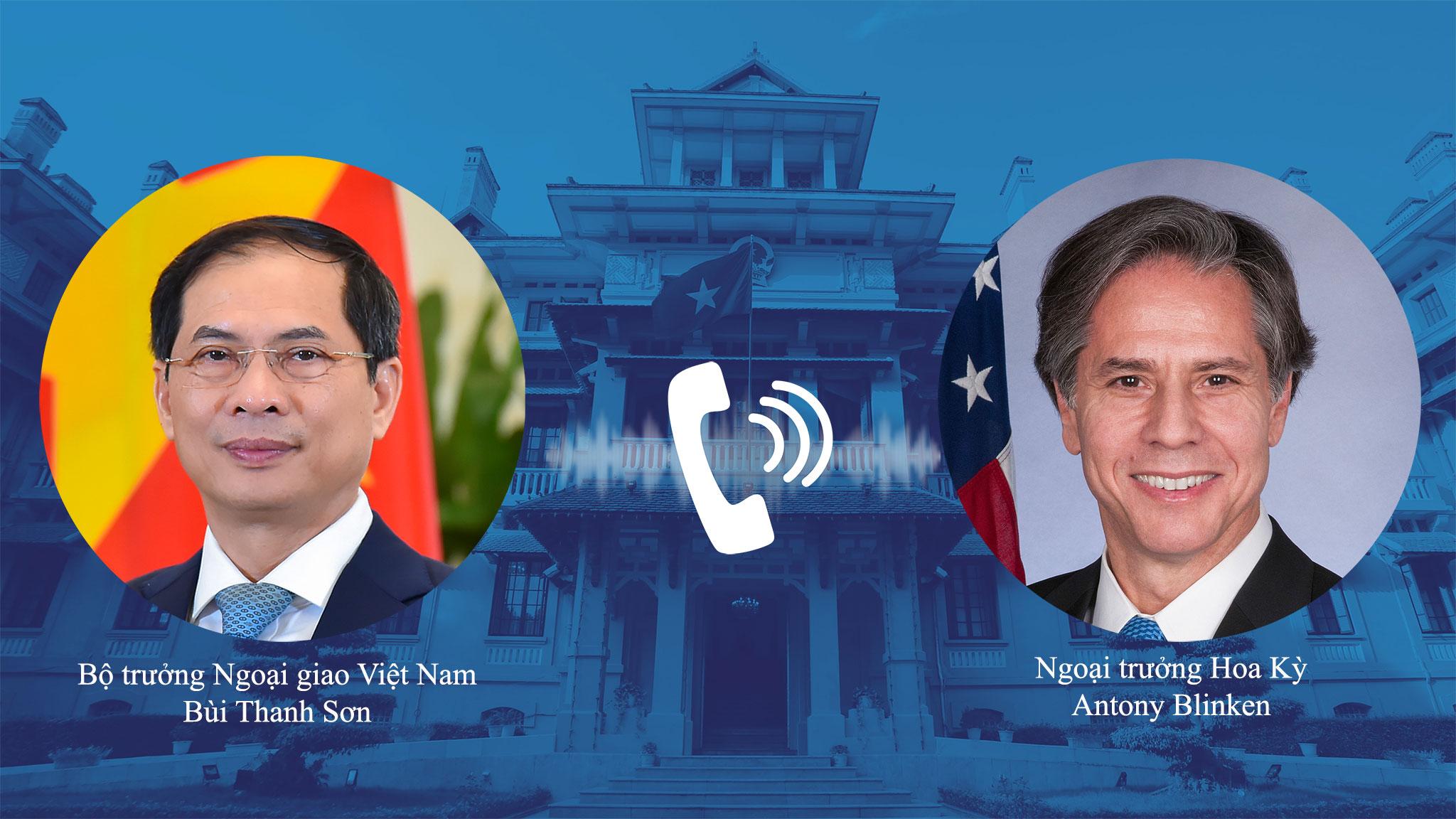 Mỹ cam kết hỗ trợ Việt Nam tiếp cận vắc xin COVID-19