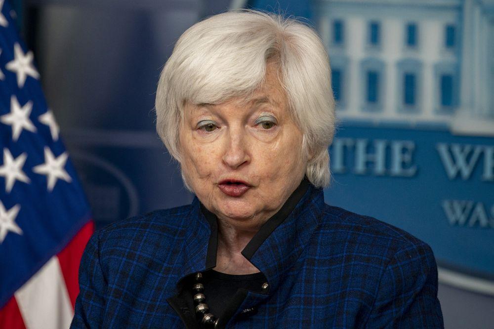 Bộ trưởng Tài chính Mỹ khẳng định lạm phát cao chỉ xảy ra trong ngắn hạn