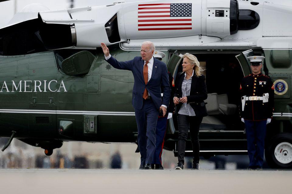 Tổng thống Mỹ Joe Biden tham vọng gì trong chuyến công du nước ngoài đầu tiên?