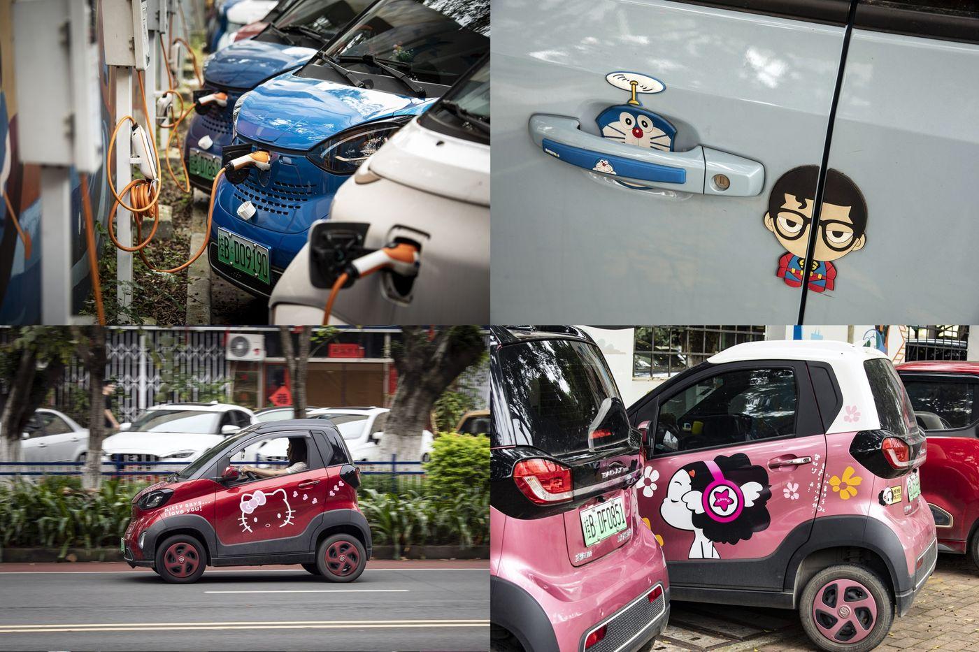 Thành phố Liễu Châu – Trung Quốc thay đổi ngoạn mục nhờ ô tô điện giá 5.000USD như thế nào?