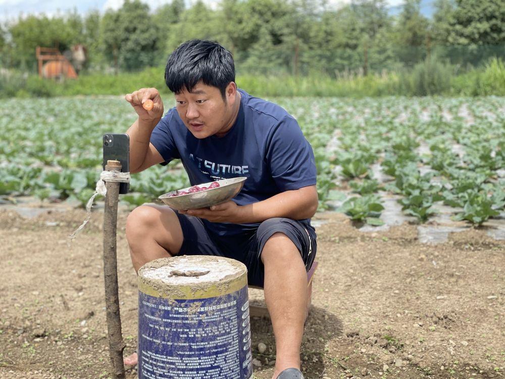 Nông dân Trung Quốc thành triệu phú USD nhờ bán nông sản trực tuyến trên mạng xã hội