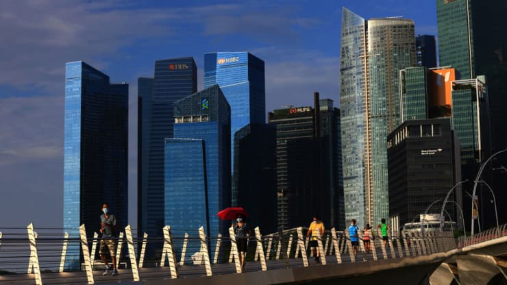 Kinh tế Singapore tăng trưởng mạnh nhất 11 năm