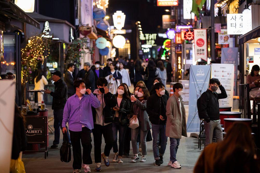 Xuất khẩu cao đột biến, kinh tế Hàn Quốc tăng trưởng mạnh nhất 10 năm