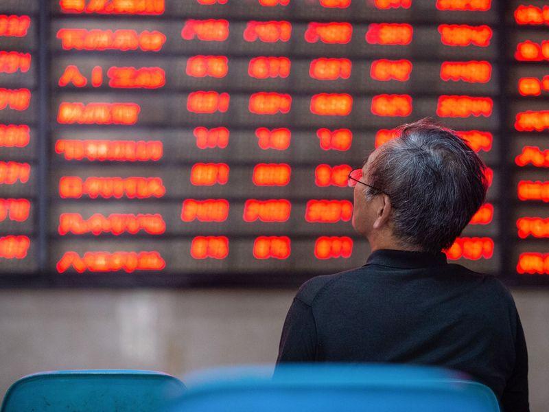 Giá trị vốn hóa của cổ phiếu Trung Quốc trên sàn Mỹ đã sụt hơn 750 tỷ USD