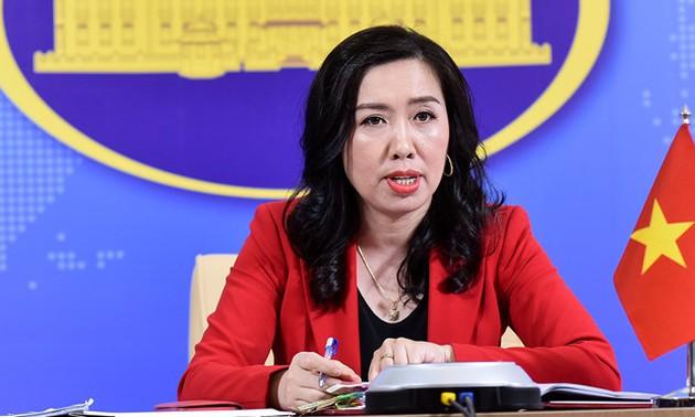 Bộ Ngoại giao nói gì về thông tin Việt Nam thuộc top 7 nước nhận nhiều vắc xin Covid-19 từ Mỹ?