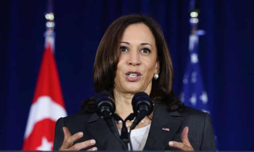 Phó tổng thống Hoa Kỳ Kamala Harris đã đến Hà Nội, chính thức thăm Việt Nam