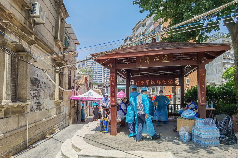 Trung Quốc phong tỏa toàn bộ thành phố 4,5 triệu dân vì biến chủng delta