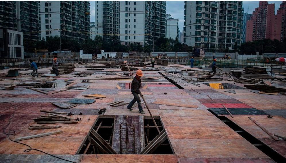 Bất động sản Trung Quốc và quả bom nợ 5 nghìn tỷ USD