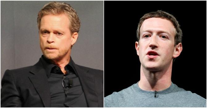 CEO của năm: Mark Parker trượt dài, Mark Zuckerberg lên thế chỗ