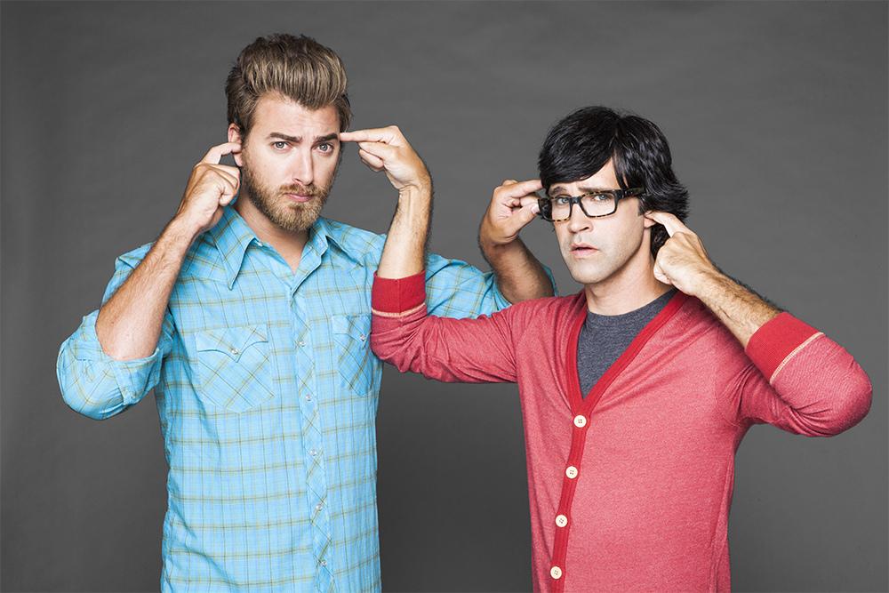 Image result for Rhett và Link