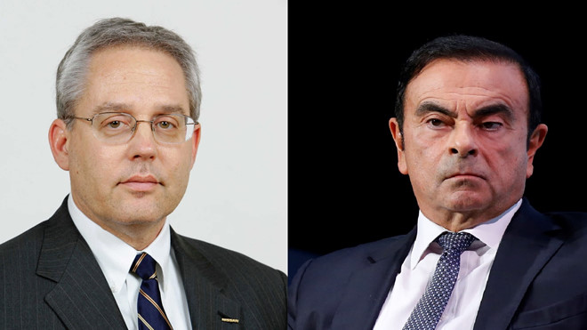 Cựu Phó chủ tịch Nissan sắp được tại ngoại sau 1 tháng bị bắt giữ