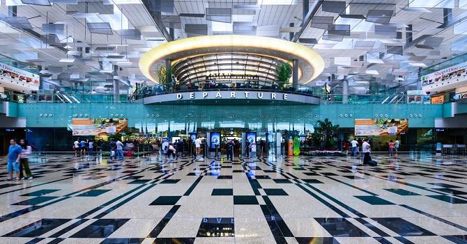 Top 10 sân bay tốt nhất thế giới, châu Á chiếm tới 7