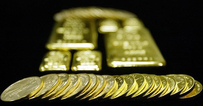 Giá vàng giảm mạnh hơn 2%, xuống dưới mốc 1.500 USD/ounce