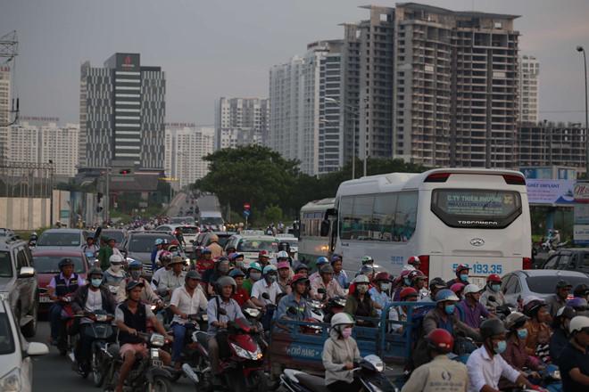 """TP.HCM tính """"loại"""" xe máy cũ để giảm ô nhiễm môi trường"""