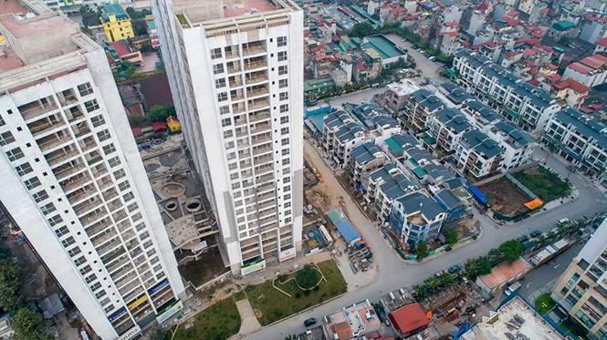 Bên trong dự án mua căn hộ chung cư phải trả thêm tiền đất làm đường ở Hà Nội - ảnh 7