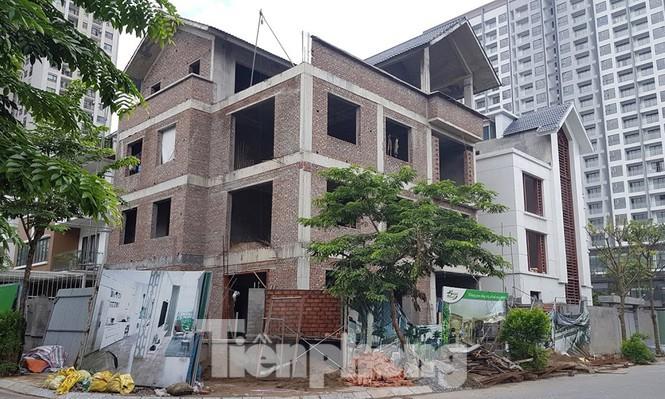 Bên trong dự án mua căn hộ chung cư phải trả thêm tiền đất làm đường ở Hà Nội - ảnh 8