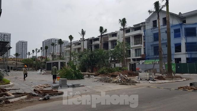Bên trong dự án mua căn hộ chung cư phải trả thêm tiền đất làm đường ở Hà Nội - ảnh 4