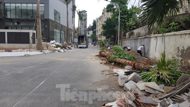 Bên trong dự án mua căn hộ chung cư phải trả thêm tiền đất làm đường ở Hà Nội - ảnh 3