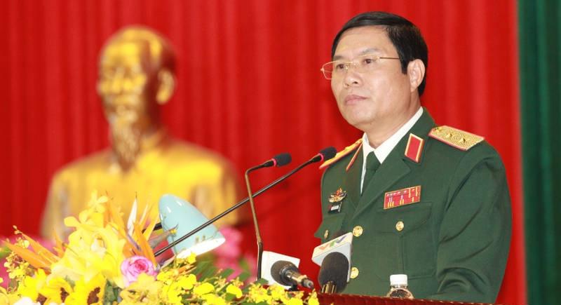 Bổ nhiệm Thứ trưởng Bộ Quốc phòng