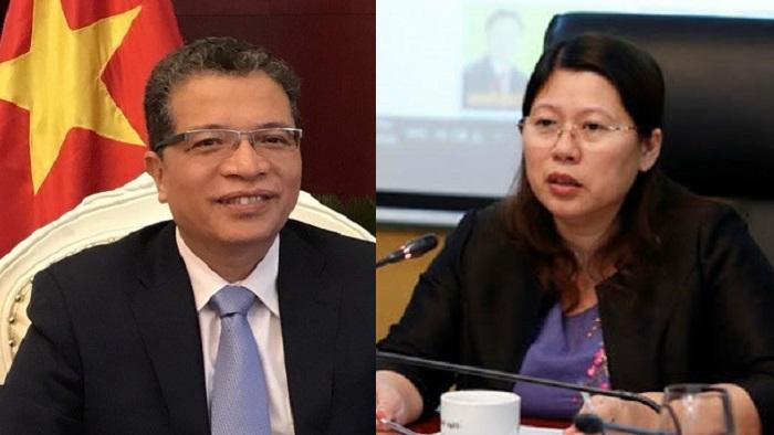 Thủ tướng tái bổ nhiệm hai thứ trưởng