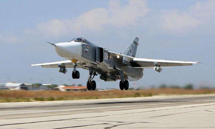 Cường kích Nga chặn đà tiến công của phiến quân Syria