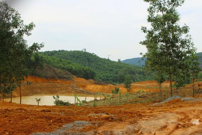 """Chủ rừng tự ý xẻ đồi xây khu sinh thái """"chui"""" trên đất lâm nghiệp? - ảnh 5"""