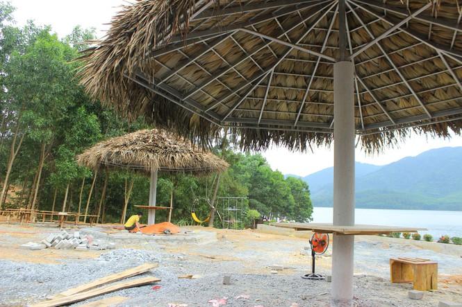 """Chủ rừng tự ý xẻ đồi xây khu sinh thái """"chui"""" trên đất lâm nghiệp? - ảnh 6"""