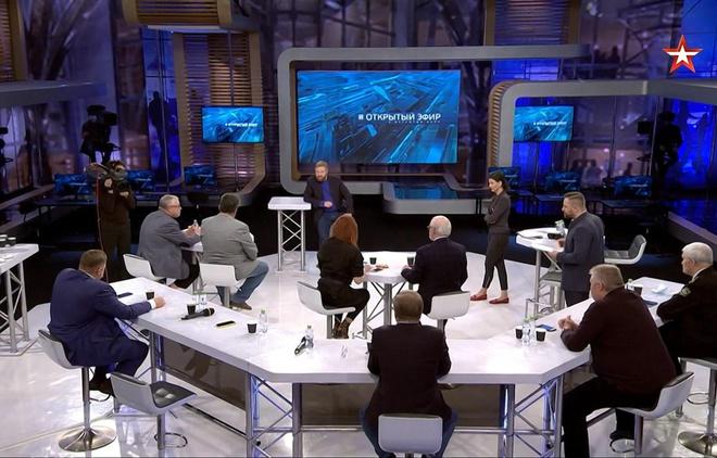 Cuộc chiến chống Covid-19 của Việt Nam lên talk show ăn khách ở Nga